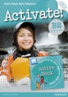 Activate! B2 Student´s Book with ActiveBook CD-ROM & Internet Access Code : 9781447929284