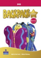 Backpack Gold Starter DVD New Edition : 9781408243671