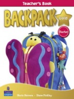 Backpack Gold Starter Teacher´s Book New Edition