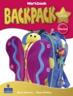 Backpack Gold Starter Workbook with Audio CD New Edition