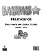 Backpack Gold Starter to Level 2 Flashcards New Edition