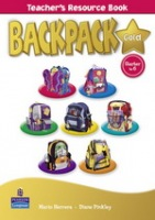 Backpack Gold Starter to Level 6 Teacher´s Resource Book New Edition
