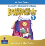 Backpack Gold 1 Active Teach New Edition : 9781408243107