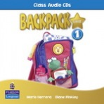 Backpack Gold 1 Class Audio CD New Edition : 9781408243084