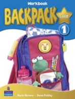 Backpack Gold 1 Workbook with Audio CD New Edition