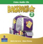 Backpack Gold 2 Class Audio CD New Edition