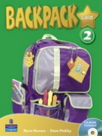 Backpack Gold 2 Student´s Book with CD-ROM New Edition