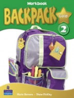 Backpack Gold 2 Workbook with Audio CD New Edition