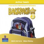 Backpack Gold 3 Active Teach New Edition