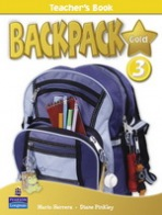 Backpack Gold 3 Teacher´s Book New Edition