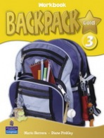 Backpack Gold 3 Workbook with Audio CD New Edition