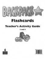 Backpack Gold 3 to 4 Flashcards New Edition