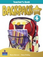 Backpack Gold 4 Teacher´s Book New Edition