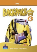 Backpack Gold 6 DVD New Edition : 9781408243497