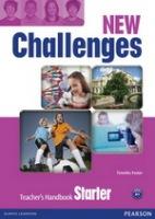 New Challenges Starter Teacher´s Handbook with Multi-ROM : 9781408258453