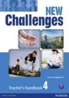 New Challenges 4 Teacher´s Handbook  : 9781408258491