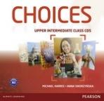 Choices Upper Intermediate Class Audio CDs (6) : 9781408242476