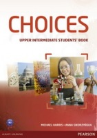 Choices Upper Intermediate Student´s Book with MyLab Internet Access Code