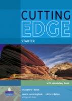Cutting Edge Starter Student´s Book : 9781408263563