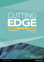 Cutting Edge Pre-Intermediate (3rd Edition) Student´s Book with Class Audio & Video DVD
