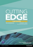 Cutting Edge Pre-Intermediate (3rd Edition) Student´s Book with Class Audio & Video DVD & MyLab Internet Access Code