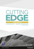 Cutting Edge Pre-Intermediate (3rd Edition) Teacher´s Book with Multi-ROM