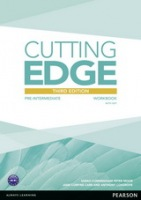 Cutting Edge Pre-Intermediate (3rd Edition) Workbook with Key