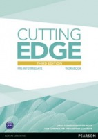Cutting Edge Pre-Intermediate (3rd Edition) Workbook without Key