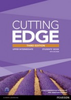 Cutting Edge Upper Intermediate (3rd Edition) Student´s Book with Class Audio & Video DVD & MyLab Internet Access Code : 9781447944065