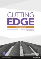 Cutting Edge Upper Intermediate (3rd Edition) Teacher´s Book with Multi-ROM