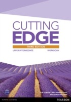 Cutting Edge Upper Intermediate (3rd Edition) Workbook without Key with Audio CD