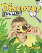 Discover English 1 Activity Book with Multi-ROM