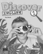Discover English 1 Test Book : 9781405866590