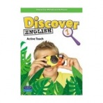Discover English 1 Active Teach (Interactive Whiteboard software) CZ