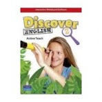 Discover English 2 Active Teach (Interactive Whiteboard software) CZ : 9788376001937