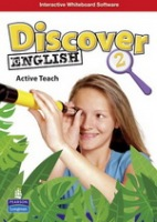 Discover English 3 Active Teach (Interactive Whiteboard software) CZ