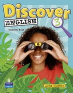 Discover English 3 Student´s Book : 9781405866446
