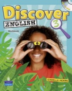 Discover English 3 Activity Book with Multi-ROM : 9781408209370