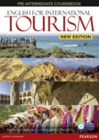 English for International Tourism Pre-Intermediate (New Edition) Coursebook with DVD-ROM