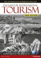 English for International Tourism Pre-Intermediate (New Edition) Workbook with Key & Audio CD : 9781447923893