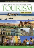 English for International Tourism Upper Intermediate (New Edition) Coursebook with DVD-ROM : 9781447923916