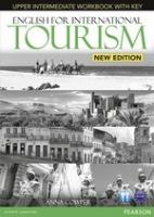 English for International Tourism Upper Intermediate (New Edition) Workbook with Key & Audio CD