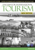 English for International Tourism Upper Intermediate (New Edition) Workbook without Key with Audio CD