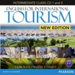 English for International Tourism Intermediate (New Edition) Class Audio CD : 9781447903512