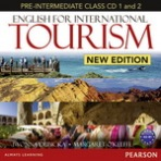 English for International Tourism Pre-Intermediate (New Edition) Class Audio CD