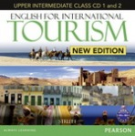 English for International Tourism Upper Intermediate (New Edition) Class Audio CD : 9781447903666