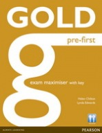 Gold Pre-First Exam Maximiser with Key & Online Audio