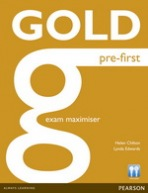 Gold Pre-First Exam Maximiser without Key with Online Audio