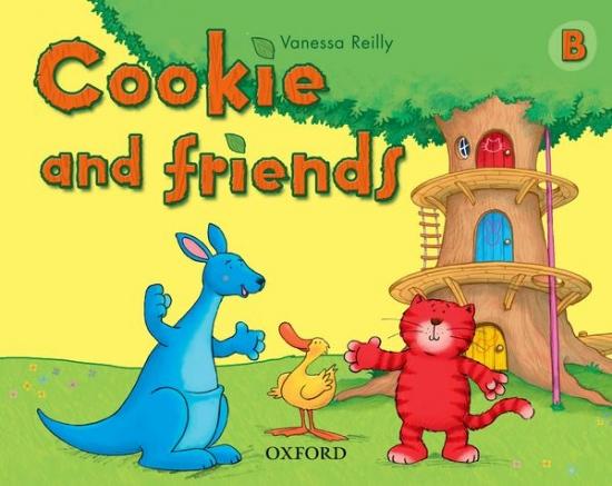 Cookie and Friends B ClassBook