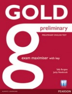 Gold Preliminary Exam Maximiser with Key & Online Audio